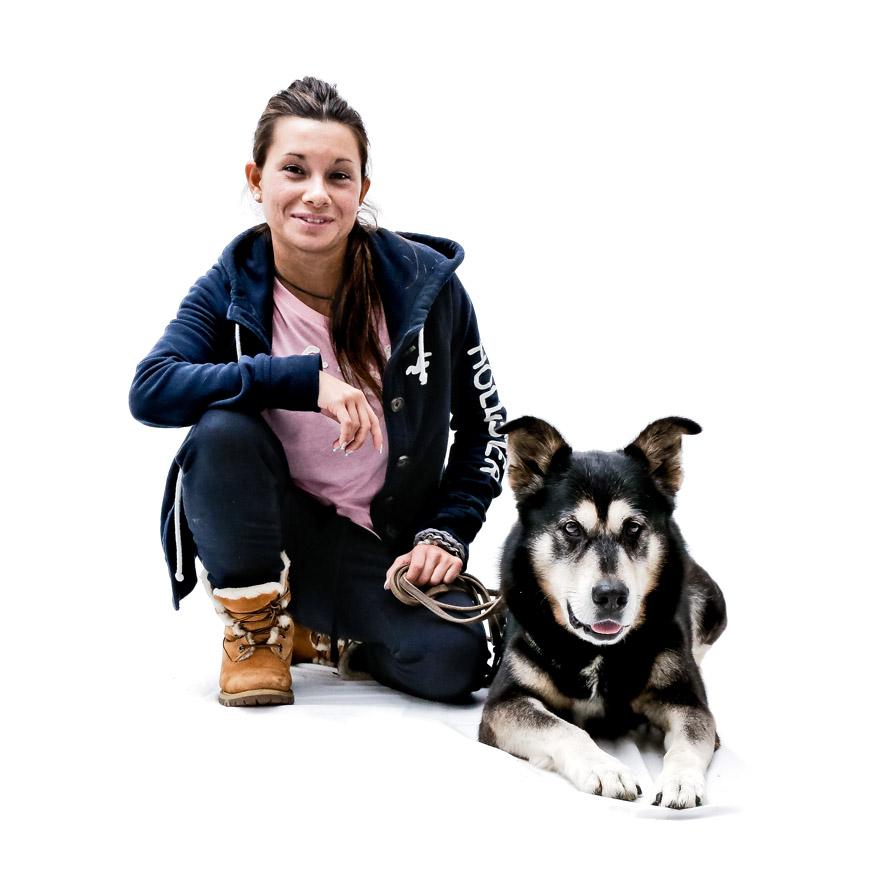 stefania consonni - dog me five - contatti